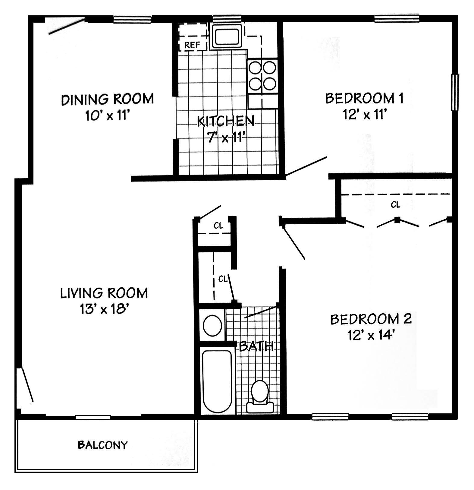Maximum Occupancy One Bedroom Apartment Nj | www ...